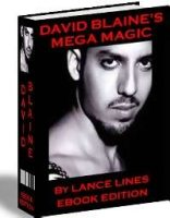 david blaine magic