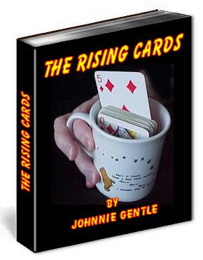 Amazing Magic Trick - The Rising Cards Trick