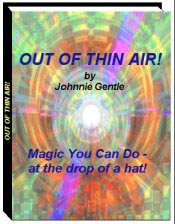 Four Tremendous magic tricks revealed in this magic ebook