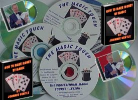 magic lessons - cds